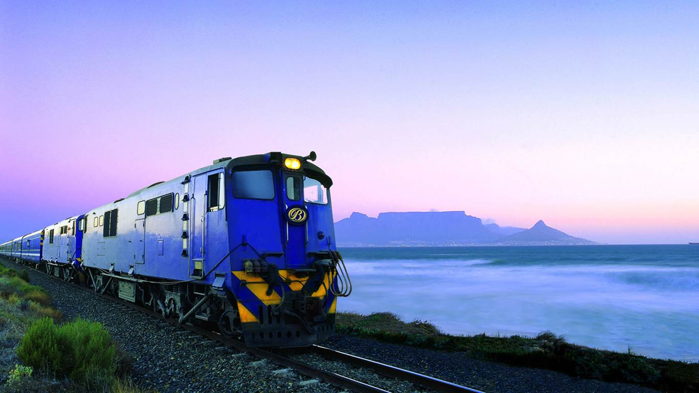 The Blue-train South Africa