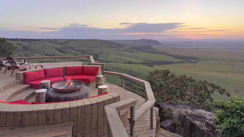 Come Hot Air Ballooning in Kenya – Special Offer