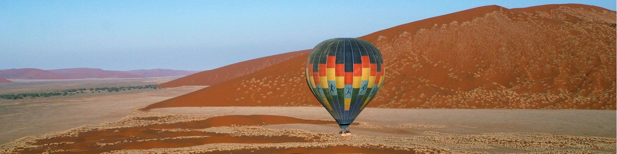 Sossusvlei-hot air ballooning