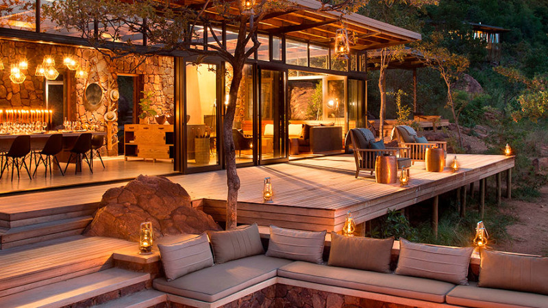 Marataba Mountain Lodge – South Africa